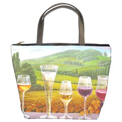 Vine Bucket Handbag