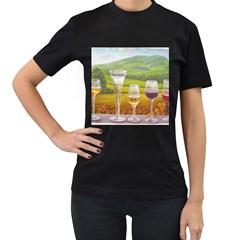 Vine Black Womens'' T Shirt