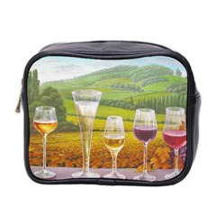 Vine Twin Sided Cosmetic Case
