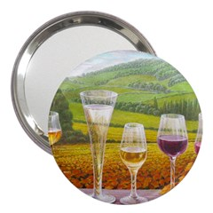 vine 3  Handbag Mirror
