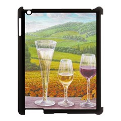 vine Apple iPad 3/4 Case (Black)