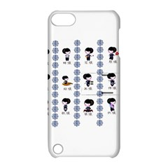 12 Girls Apple iPod Touch 5 Hardshell Case with Stand