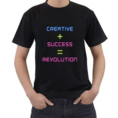 Word Creative And Word Success And Word Revolution