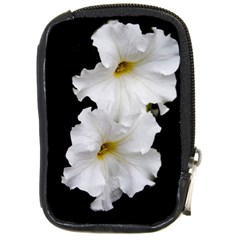 White Peonies   Digital Camera Case