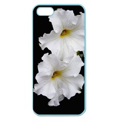 White Peonies   Apple Seamless iPhone 5 Case (Color)