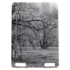 Black and White Forest Kindle Touch 3G Hardshell Case