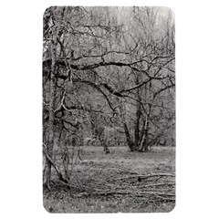 Black and White Forest Kindle Fire Hardshell Case