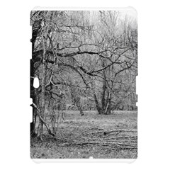 Black and White Forest Samsung Galaxy Tab 10.1  P7500 Hardshell Case