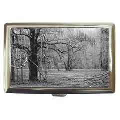 Black and White Forest Cigarette Box