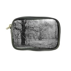 Black and White Forest Ultra Compact Camera Case