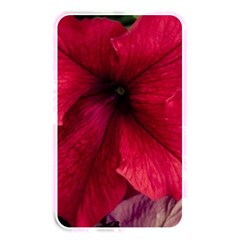 Red Peonies Card Reader (rectangle)