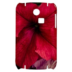 Red Peonies Samsung S3350 Hardshell Case