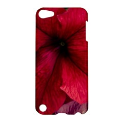Red Peonies Apple Ipod Touch 5 Hardshell Case