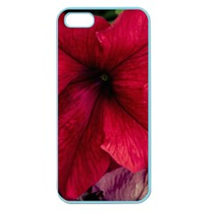 Red Peonies Apple Seamless iPhone 5 Case (Color)