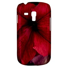 Red Peonies Samsung Galaxy S3 MINI I8190 Hardshell Case