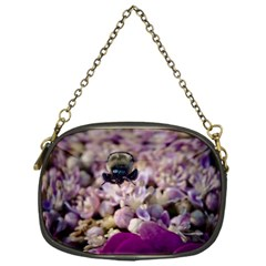 Flying Bumble Bee Single-sided Evening Purse