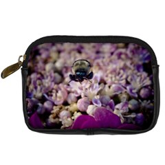Flying Bumble Bee Compact Camera Case