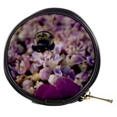 Flying Bumble Bee Mini Makeup Case