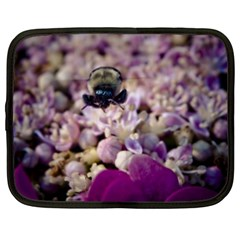 Flying Bumble Bee 15  Netbook Case