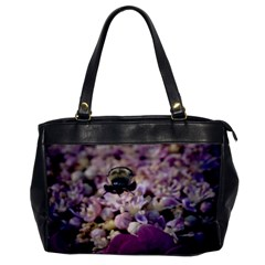 Flying Bumble Bee Single-sided Oversized Handbag