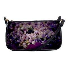 Flying Bumble Bee Evening Bag