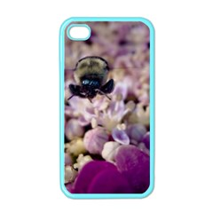 Flying Bumble Bee Apple iPhone 4 Case (Color)