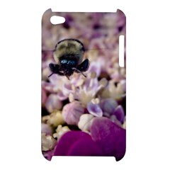 Flying Bumble Bee Apple iPod Touch 4G Hardshell Case