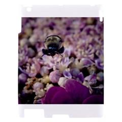 Flying Bumble Bee Apple iPad 2 Hardshell Case