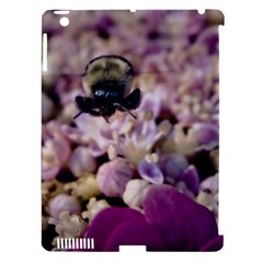 Flying Bumble Bee Apple Ipad 3/4 Hardshell Case (compatible With Smart Cover)