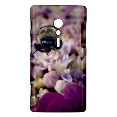 Flying Bumble Bee Sony Xperia ion Hardshell Case