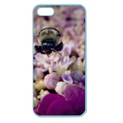 Flying Bumble Bee Apple Seamless iPhone 5 Case (Color)