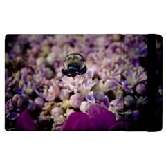 Flying Bumble Bee Apple iPad 2 Flip Case