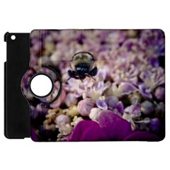 Flying Bumble Bee Apple Ipad Mini Flip 360 Case