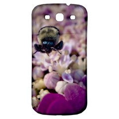 Flying Bumble Bee Samsung Galaxy S3 S III Classic Hardshell Back Case