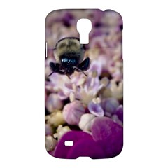 Flying Bumble Bee Samsung Galaxy S4 Hardshell Case