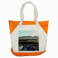 Roman Colisseum Snap Tote Bag