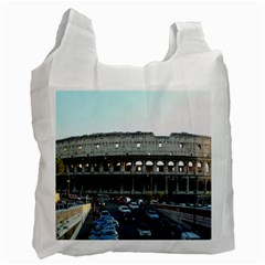 Roman Colisseum Single-sided Reusable Shopping Bag