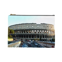 Roman Colisseum Large Makeup Purse