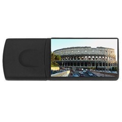 Roman Colisseum 2Gb USB Flash Drive (Rectangle)