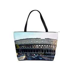 Roman Colisseum Large Shoulder Bag