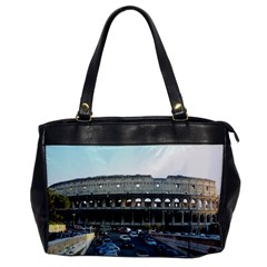 Roman Colisseum Single-sided Oversized Handbag