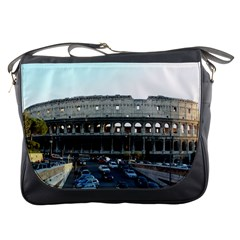 Roman Colisseum Messenger Bag