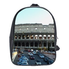 Roman Colisseum School Bag (XL)