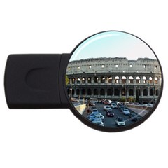 Roman Colisseum 2Gb USB Flash Drive (Round)