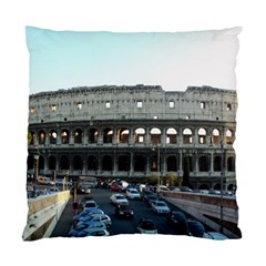 Roman Colisseum Twin Sided Cushion Case