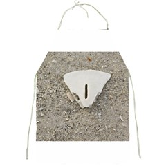 Quarter of a Sand Dollar Apron