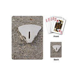 Quarter of a Sand Dollar Playing Cards (Mini)