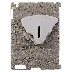 Quarter of a Sand Dollar Apple iPad 2 Hardshell Case (Compatible with Smart Cover)