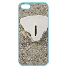 Quarter Of A Sand Dollar Apple Seamless Iphone 5 Case (color)