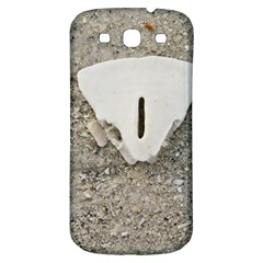 Quarter of a Sand Dollar Samsung Galaxy S3 S III Classic Hardshell Back Case